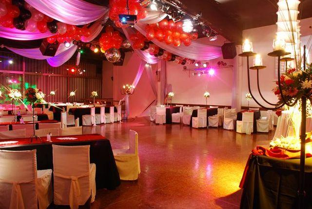 Pista de baile sal n de fiestas for Acuario salon de fiestas