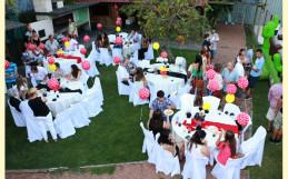 Club fuerza aerea complejo lido sal n de fiestas for Mobiliario infantil montevideo