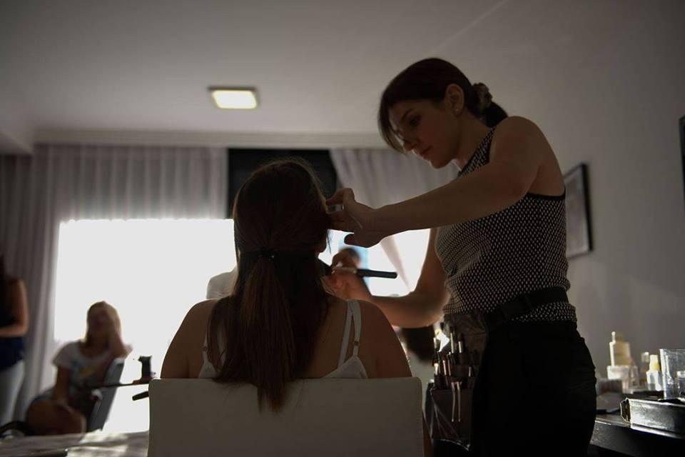 Set de maquillaje las emilias estudio de maquillaje - Estudio de maquillaje ...