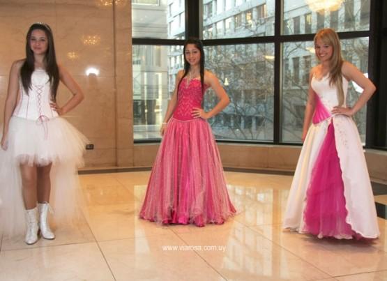Vestidos novia via rosa uruguay